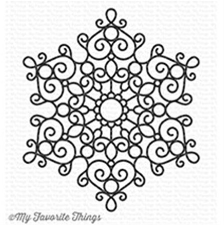 Cling Stamp - Mesmerizing Mandala