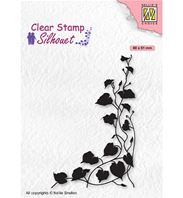 Clear stamp - Ivy