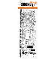 Clear Stamp - Grunge Collection - 402