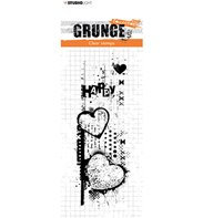 Clear Stamp - Grunge Collection - 410