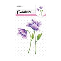 Clear stamp - Essential - Tulipes
