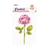 Clear stamp - Essential - Rose