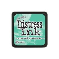 Mini Distress Pad - Cracked Pistachio