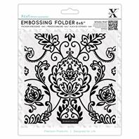 Embossing Folder - Arts & Crafts tile