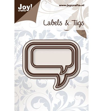 Cutting die - Labels&Tags