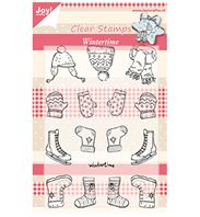 Clear stamps - Wintertime