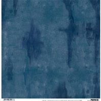 Papier - Autumn Wood Dark Blue