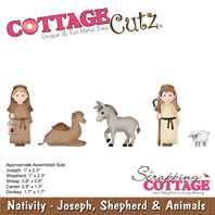 Cottage Cutz - Nativity