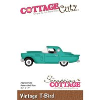 Cottage Cutz - Vintage T-Bird