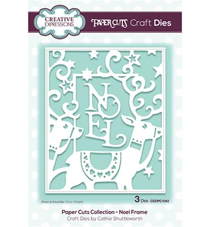 Papercuts Collection - Noel Frame