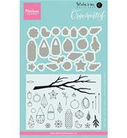 Clear Stamps & Dies - Ornamented