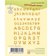 Clear Stamp - Alphabet