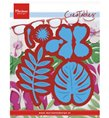 Creatables - Hibiscus & Tropical Leaves