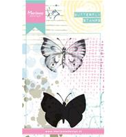 Clear Stamps - Tiny's Butterfly 1