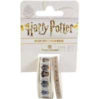 Washi Tape - Harry Potter - House Crests