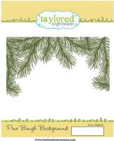 Tampon - Pine Bough Background