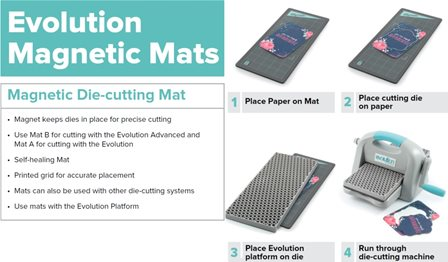 Magnetic Mat A - Evolution