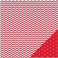 Paper - Basics - Red chevron
