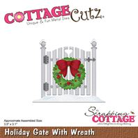 Cottage Cutz - Holiday Gate
