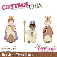 Cottage Cutz - Nativity - Three Kings