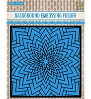 Embossing Folder - Bis star