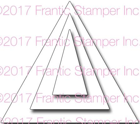Die - Triangular Banner Makers