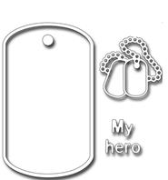 Die - Dog Tags
