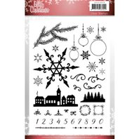 Clear Stamp - Lovely Christmas