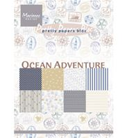 Pretty Papers bloc - Ocean Adventure