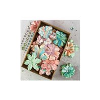 Kit Prima Flowers with Gems