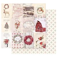 Papier - Christmas in the country - Spreading Christmas magic