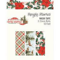 Masking tape - Country Christmas