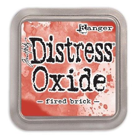 Encre Distress Oxide - Fired Brick