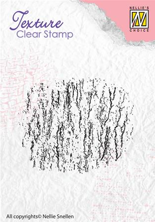 Clear Stamp - Bark