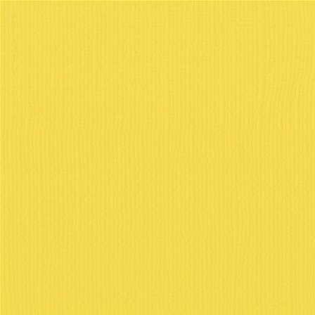 Cardstock - Lemon yellow