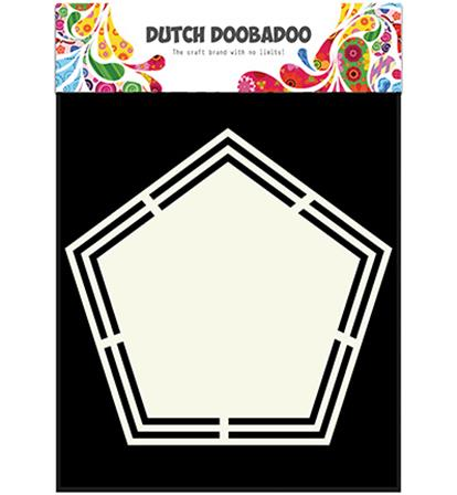 Dutch Card Art - Pentagone