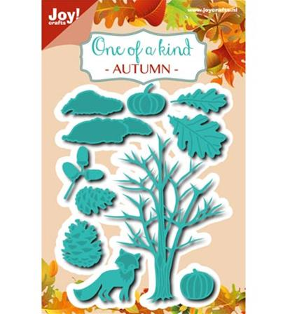 Cutting & embossing - Autumn