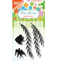 Clear stamp - Branches 2