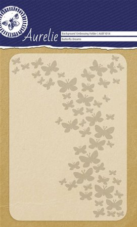 Embossing Folder - Butterfly Dreams