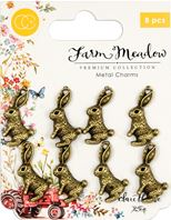 Charm - Farm Meadow - Rabbit