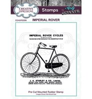 Cling Stamp - Imperial Rover