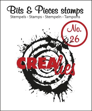 Crealies Clear Stamp -