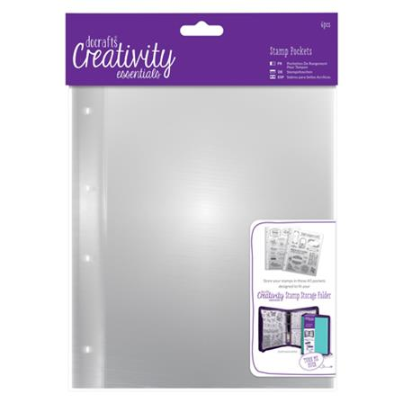 Creativity - A5 Stamp Pockets