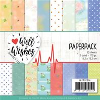 Paper pack - Well Wishes