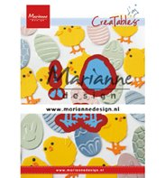 Creatables - Easter chick