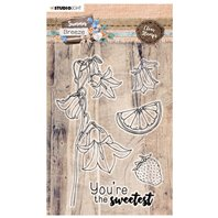 Clear Stamps - Summer Breeze - 457