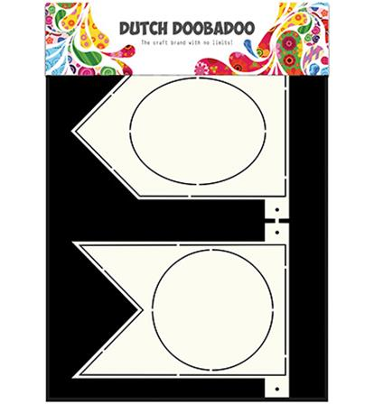 Dutch Card Art - Banner Flags