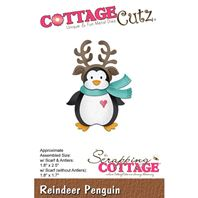 Cottage Cutz - Reindeer Penguin