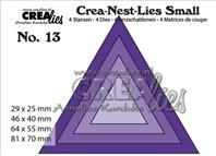 Crea-Nest-Lies - Triangles