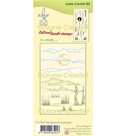 Clear Stamp - Background landscape